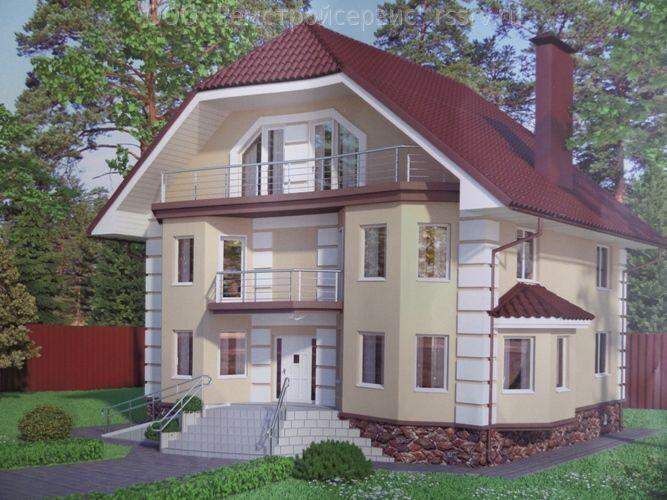 Продажа частного дома, коттеджа: Дом 179 м на участке 69