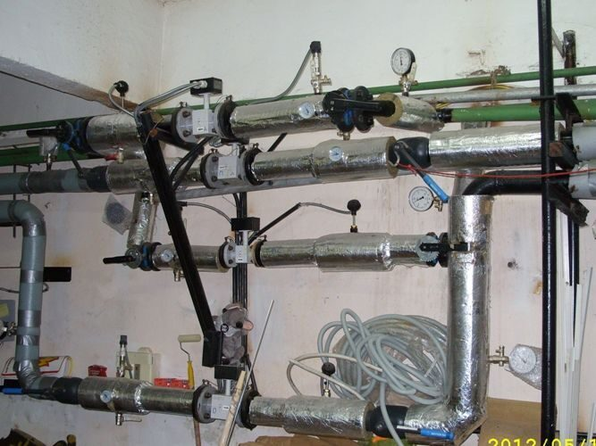 Заявка на опрессовку системы отопления образец